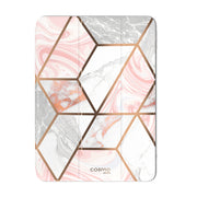 iPad Mini 5 (2019) Cosmo Case-Marble Pink