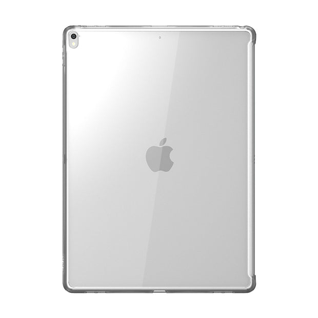 iPad Pro 10.5 (2017) Halo Smart Keyboard Compatible Clear Bumper Case-Clear