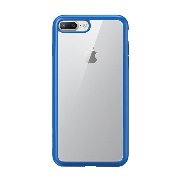 iPhone 8 Plus | 7 Plus Halo Case-Clear/Navy