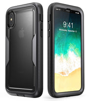 iPhone XS | X Magma Case-Black