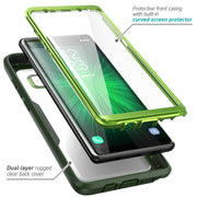 Samsung Galaxy Note 8 Magma Case-Metallic Green