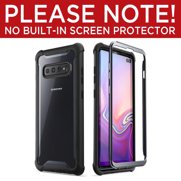 Samsung Galaxy S10 Ares Case-Black