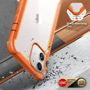 iPhone 12 Ares Case-Orange