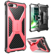iPhone 7 Transformer Case-Pink
