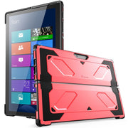 Microsoft Surface Pro 4 Armorbox Case-Pink