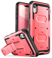 iPhone XR Armorbox Case-Pink