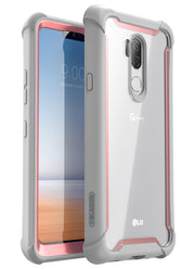 LG G7 ThinQ Ares Case-Pink