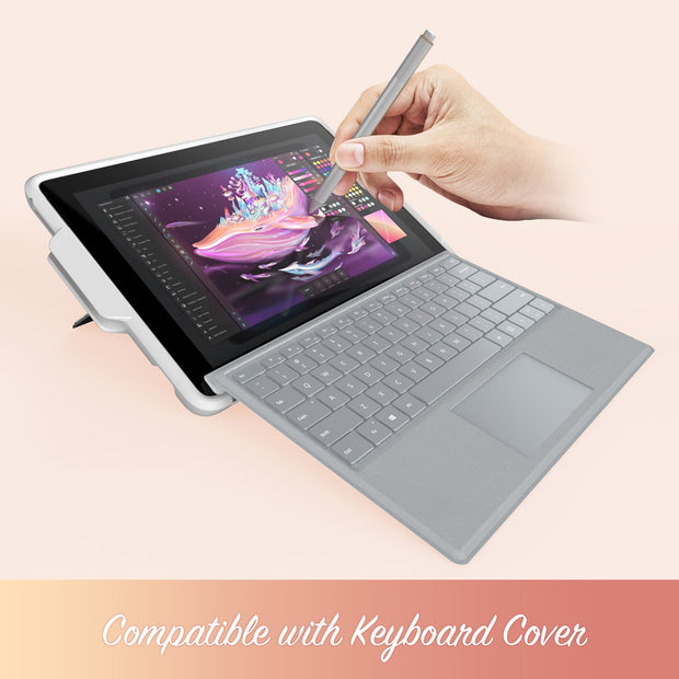 Microsoft Surface Pro 7 | Pro 6 | Pro 5 | Pro 4 Cosmo Case-Marble Pink