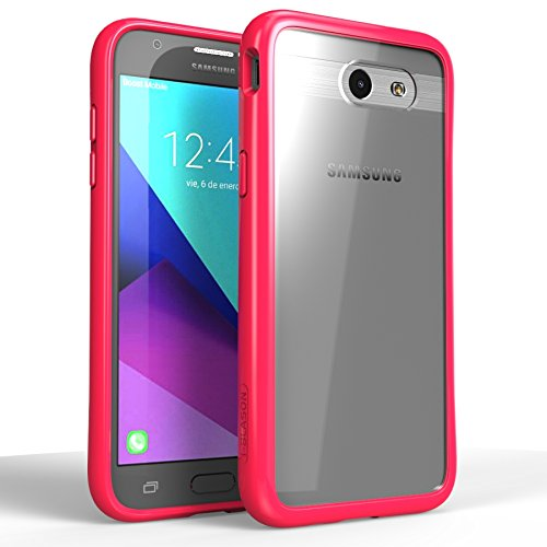 Galaxy J3 Emerge Halo Case-Pink