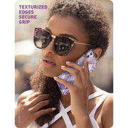 iPhone 11 Cosmo Lite Case-Marble Purple