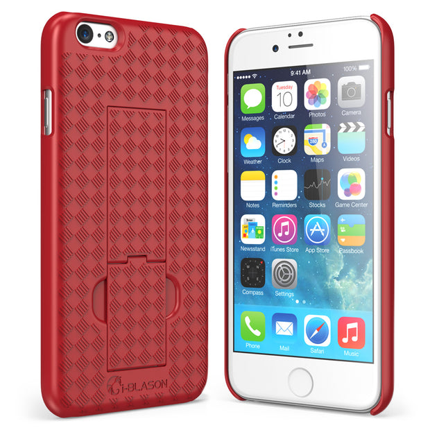 iPhone 6S Plus | 6 Plus Transformer Case-Red