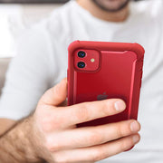 iPhone 11 Ares Case-Red