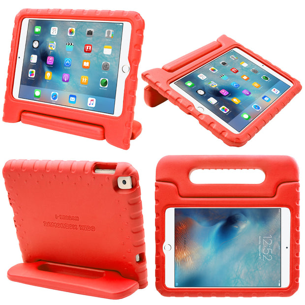 iPad Mini 4 Armorbox Kido Case-Red