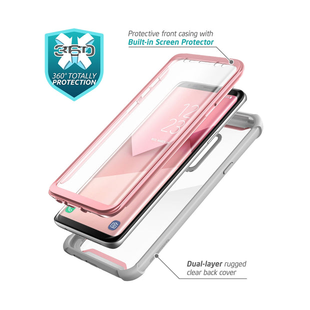 Samsung Galaxy S9 Plus Ares Case-Pink