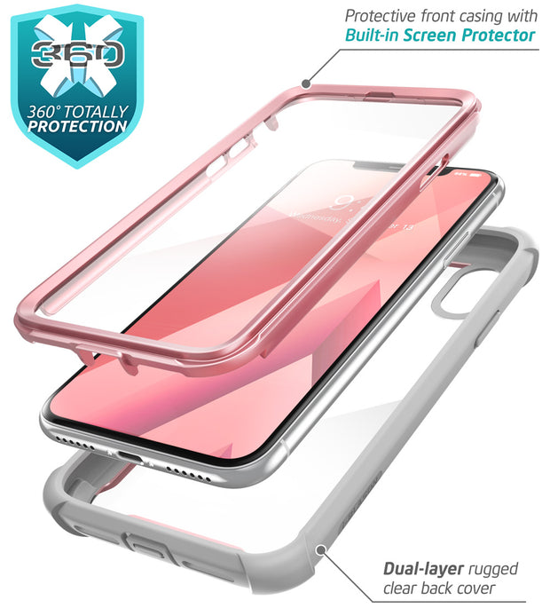 iPhone XS | X Ares Case-Pink