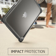 iPad Pro 9.7 inch (2016) SoftGel Case-Frost/Black