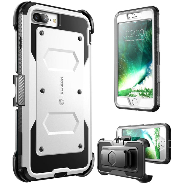 iPhone 7 Plus Armorbox Case-White