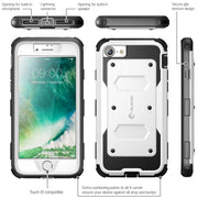 iPhone 8 | 7 Armorbox Case-White