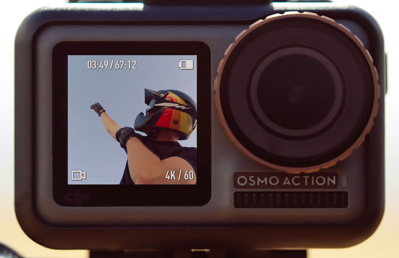 Introducing Osmo Action