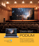 Starry Night Podium Version 8
