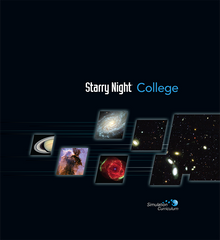 Starry Night College (1 Year; 35 Users)