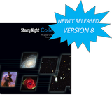 New! Version 8! Starry Night College PC/Mac Professor's Edition (1 User)
