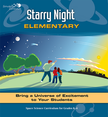 Starry Night Elementary (3 Months; 3 Users)
