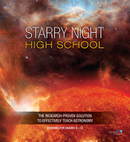 Starry Night High School Browser-Based Classroom Edition (Grades 9-12)