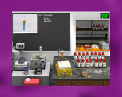 Beyond Labz Organic Chemistry Virtual Lab (Student Edition)