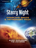 Starry Night Complete Space & Astronomy Pack 7