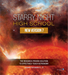 Starry Night High School + 10 Seat Lab License