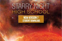 Starry Night High School Version 7 (Student Download)
