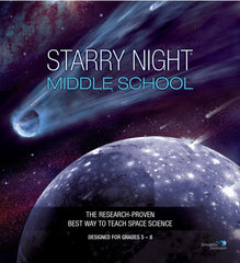 Starry Night Middle School Version 7 + 10 Seat Lab License