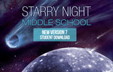 Starry Night Middle School Version 7 (Student Download)