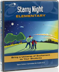 Starry Night Elementary School Version 7 with Classroom License