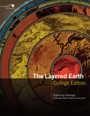 Layered Earth College Geology - Student Edition (1 User)