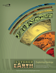 Layered Earth Middle & High School Geology - Teacher's Edition (Grades 5-8 & 9-12; 1 User)
