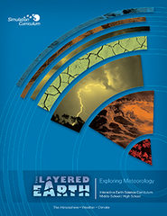 Layered Earth Middle & High School Meteorology - Teacher's Edition (Grades 5-8 & 9-12; 1 Users)