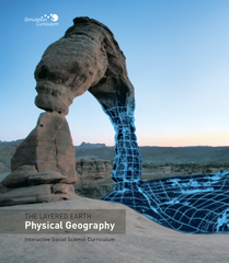 Layered Earth Physical Geography + 10 Seat Lab License