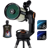 Celestron NexStar Evolution 8 HD + StarSense + SkyFi Bundle