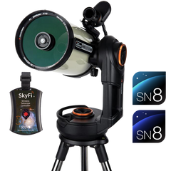 Celestron NexStar Evolution 8 HD + StarSense Bundle