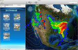 Layered Earth Middle/High Meteorology Web Subscription