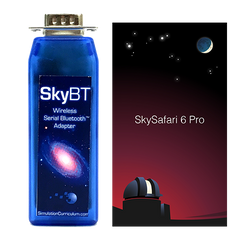 SkyBT Bluetooth Telescope Control Package