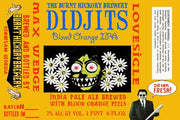 Didjits Blood Orange IPA