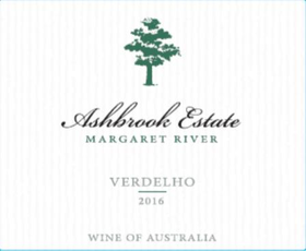 Ashbrook Estate, Margaret River Verdelho (2016)