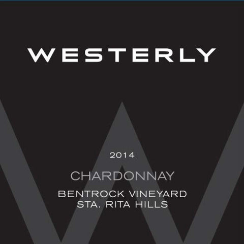 Westerly Chardonnay Bentrock Vineyard (2014)