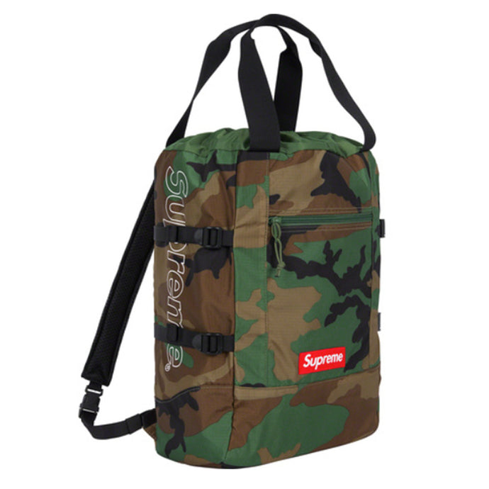Supreme Camo Tote/Backpack