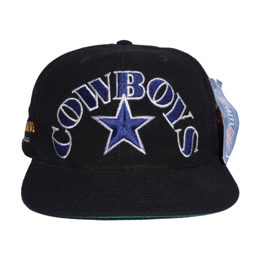 Cowboys Vintage Super Bowl Snapback