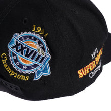 Load image into Gallery viewer, Cowboys Vintage Super Bowl Snapback