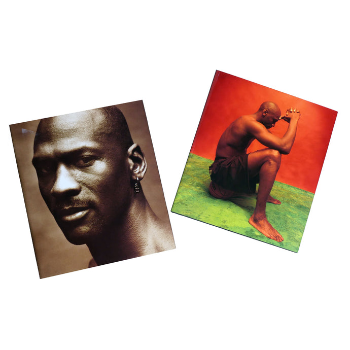 "Michael Jordan ""For the Love of the Game"" Book Set"